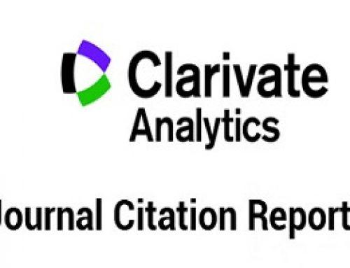 راهنمای جامع پایگاه Journal Citation Reports