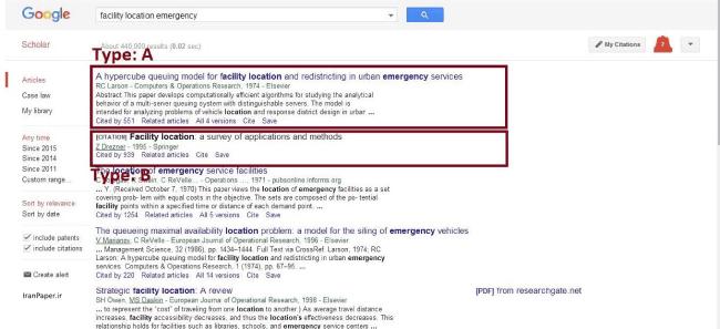 راهنمای جستجوی گوگل اسکالر